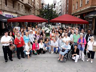 Homenaje a Blas de Otero en Bilbao